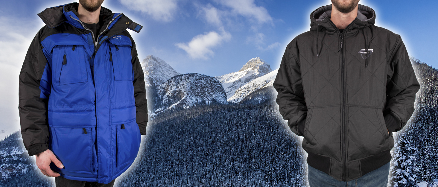 Freeze Defense Men's Winter Coats and Jackets Outerwear