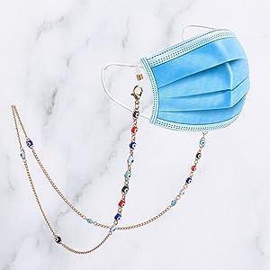 eyeglasss chain for women