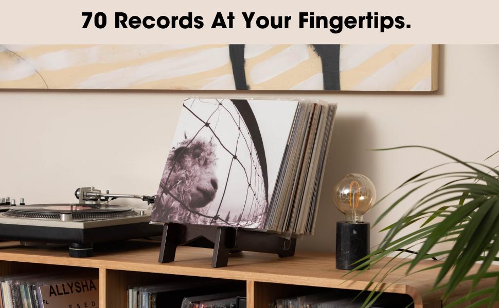 record stand  record display record album storage vinyl record stand vinyl stand LP storage
