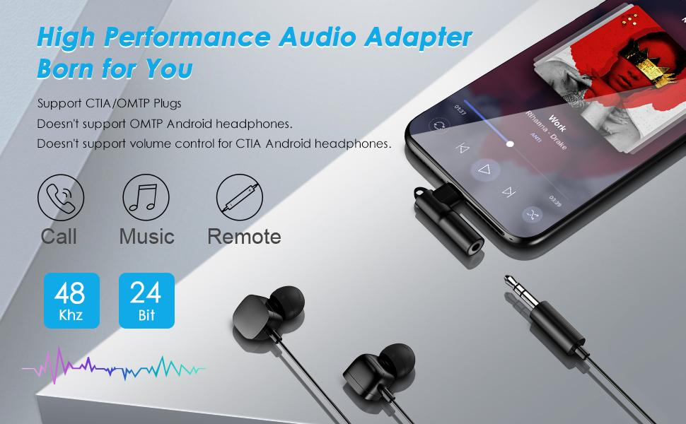 aux adapter for iphone