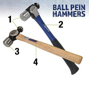 Williams Ball Pein Hammers