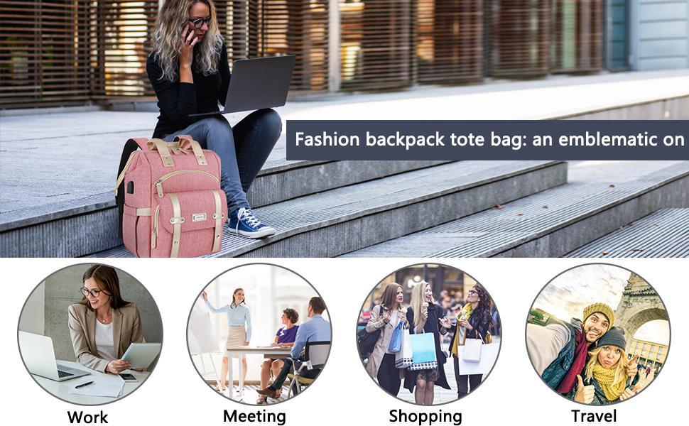 School Backpack Laptop Backpack Travel Backpack Work Backpack Shopping backpack