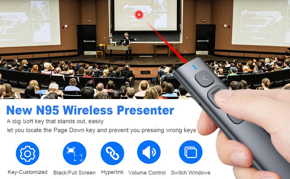 presentation clicker