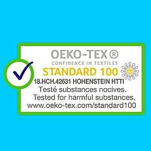 Oeko-Tex & Testé sous contrôle gynécologique