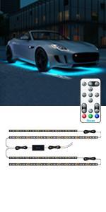 Car light RGB
