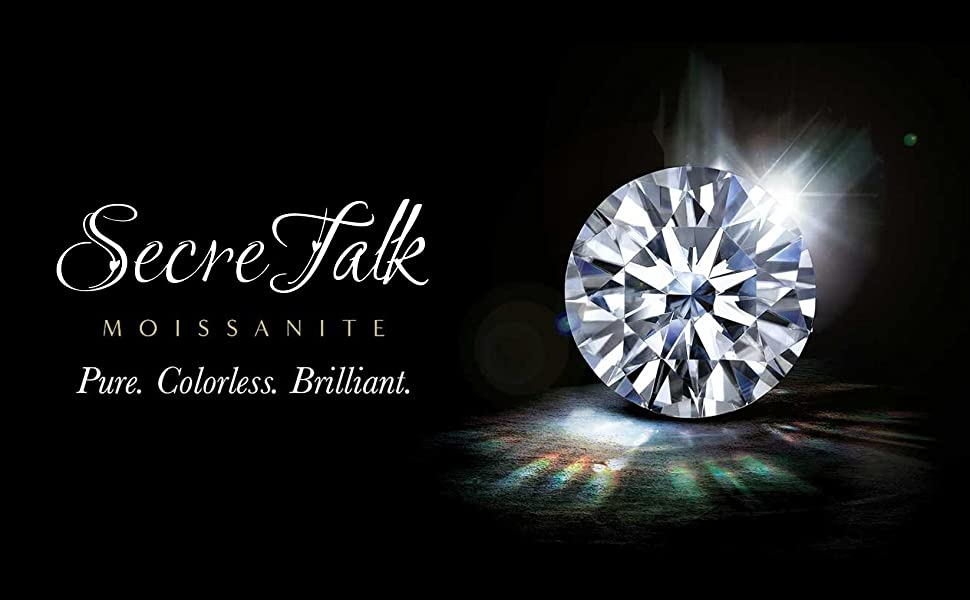 real moissanite jewelry