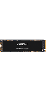 SSD Crucial P5 Plus