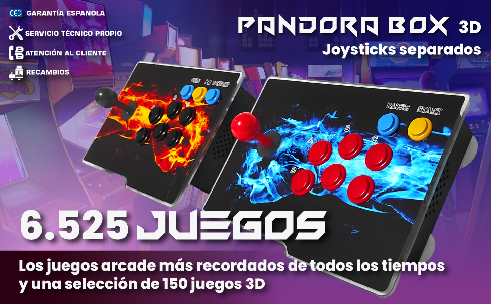 pandora box 3d, pandora box wifi, pandora box unicview, pandora box 12
