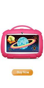 tablet for kids (Pink)