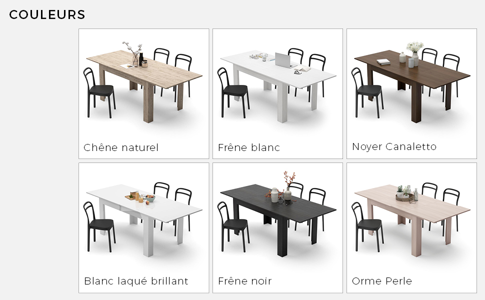 Table extensible Easy