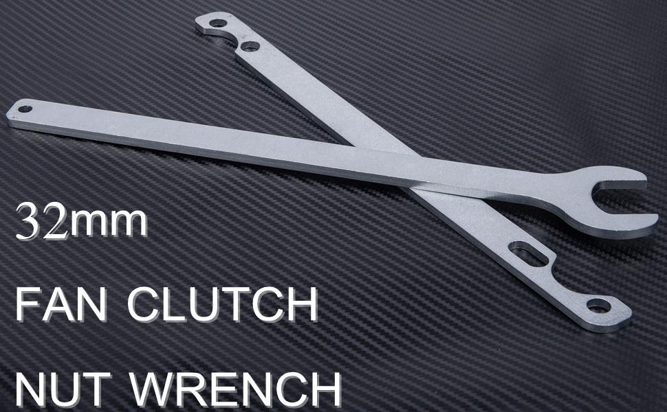Fan Clutch Wrench