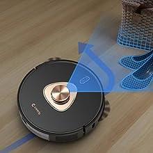 L900 Robot Vacuum Cleaner