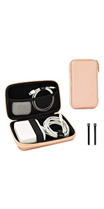 Carrying Case for MacBook Air/Pro Power Adapter
