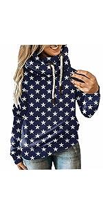 Women's Long Sleeve Hoodies Sweatshirts