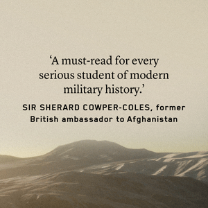 Praise from Sir Sherard Cowper-Coles for The Changing of the Guard by Simon Akam