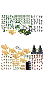 Military Figures and Accessories