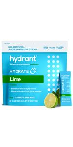 hydrant lime