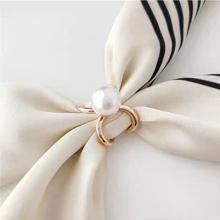 neck square scarf