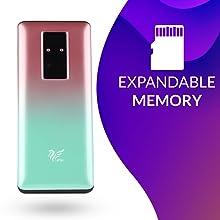 expandable memory