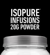 isopure infusions protein powder