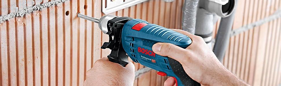 Bosch GSB13RE 600-Watt 13mm Reversible Professional Impact Drill