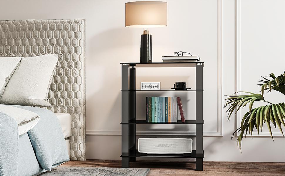 Fitueyes AV shelf