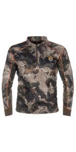 Savanna Aero Quarter Zip Shirt Image