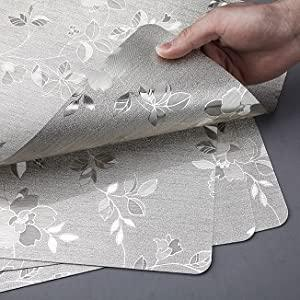 placemats for dining table set of 4