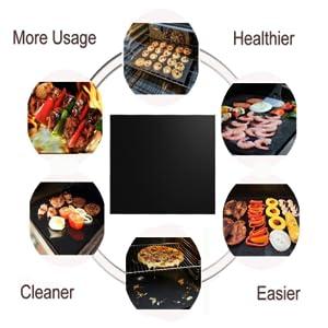 grill baking mat
