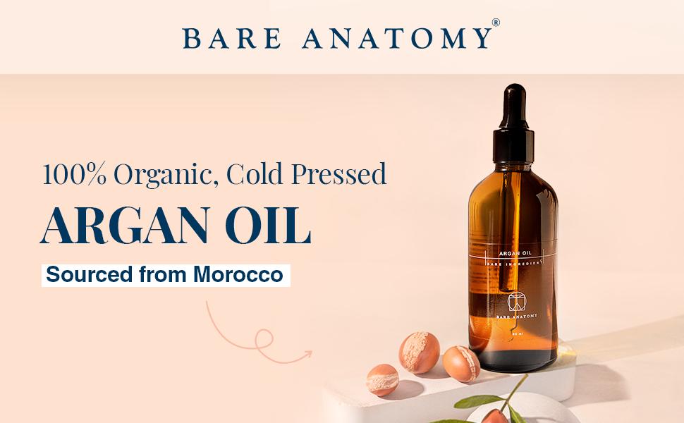 Bare Anatomy Argan Oil