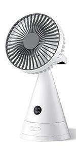 自動首振り扇風機