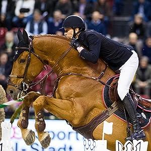 equine, show jumper, coat, body condition, joint, hoof, gut, probiotics