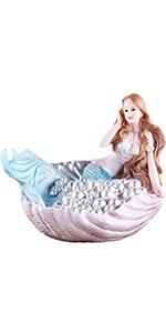 pearl shell mermaid