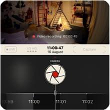 Homam Capture Mode – Time Machine