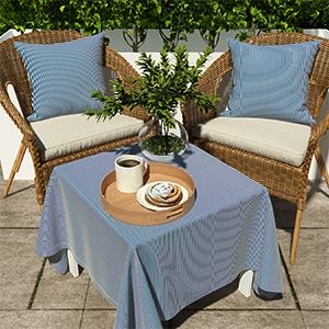 throw pillow covers 18x18 2 sets square outdoor farmhouse decorative cushion case for sofa garden