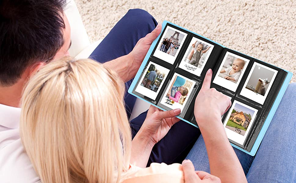 Share photos with family