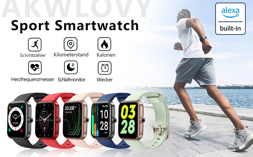 Mode-Smartwatch