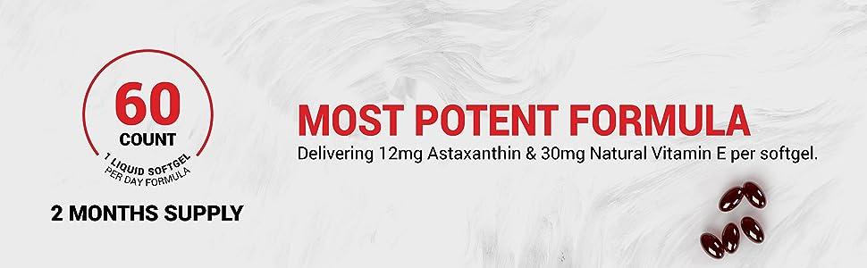 Most Potent Formula