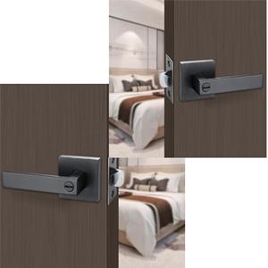 Reversible Door Lever Handle