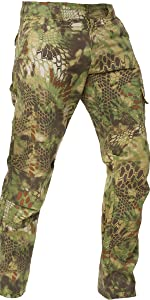 mandrake camo, green camo, wooded camo, hunting camo, hunting pants