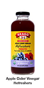 Apple Cider Vinegar Refreshers