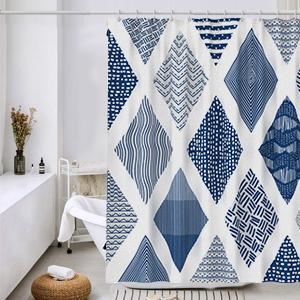 Framhouse Style Shower Curtain