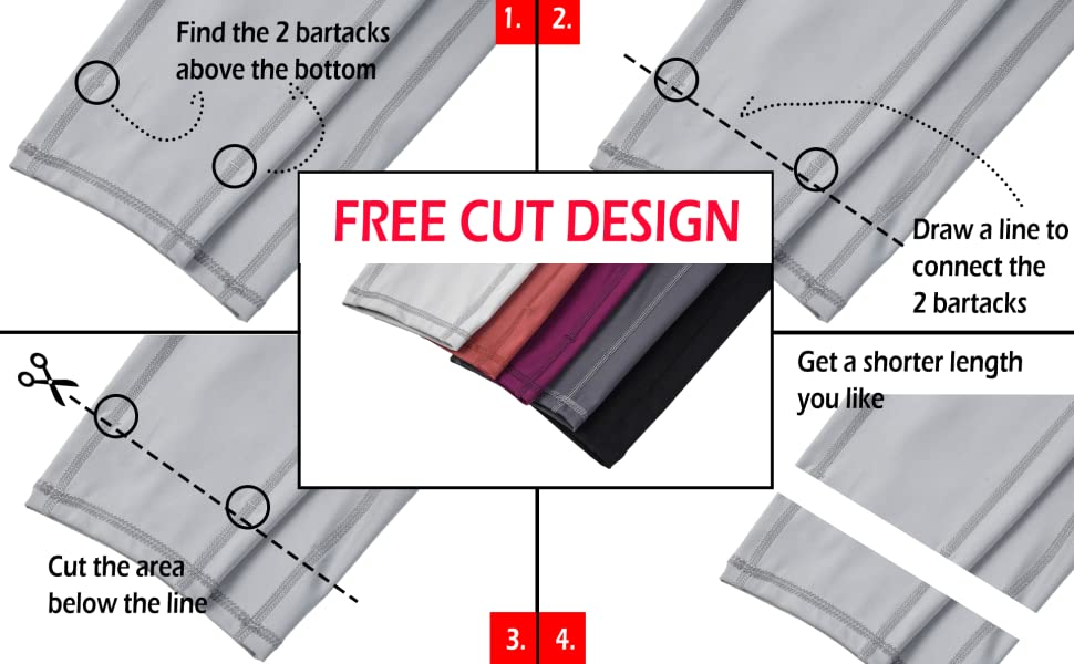 Solavia yoga pants - free cut design