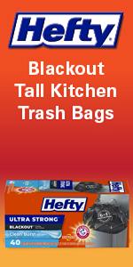 Blackout Trash Bags