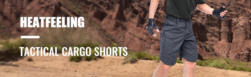tactical cargo shorts