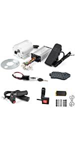 48V1600W Motor Kits