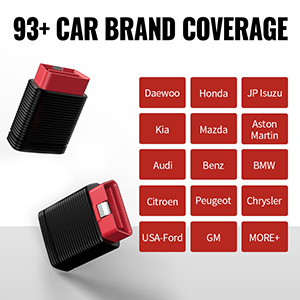 Wide Vehicle Coverage Automotive Tool