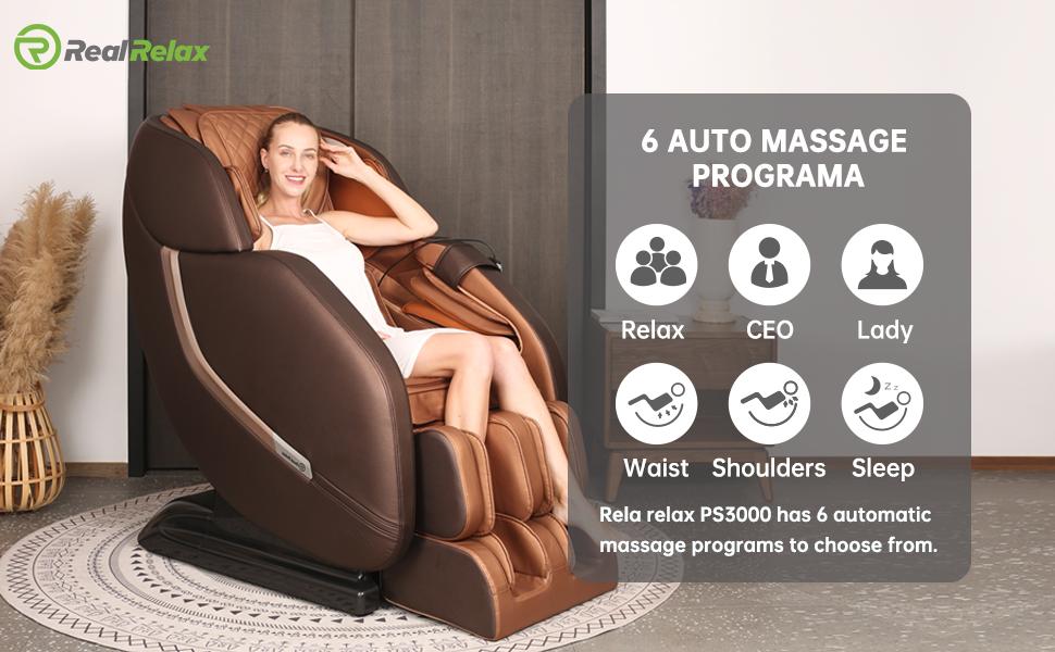 2021 new SL massage chair