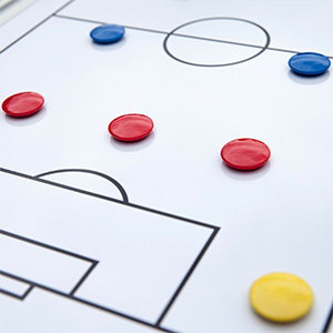 soccer whiteboard for coaches