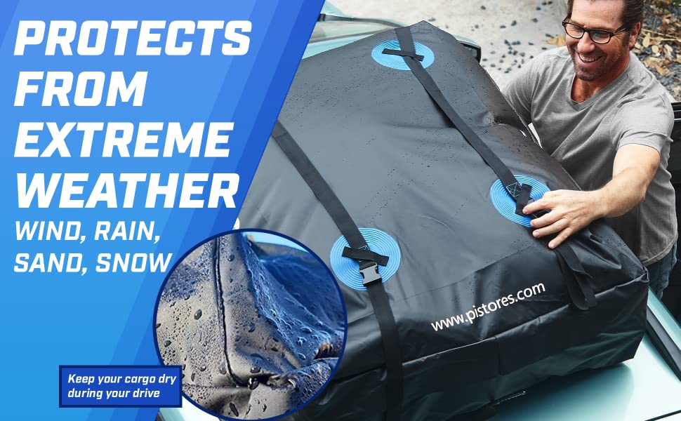 protects from extreme weather